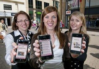 TheFashionPixie.com-iPhone-App