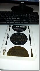Should leaders really eat last? Book review