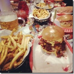 Best burgers in Leeds – Almost Famous
