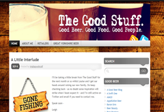 The Good Stuff - Yorkshire Blog