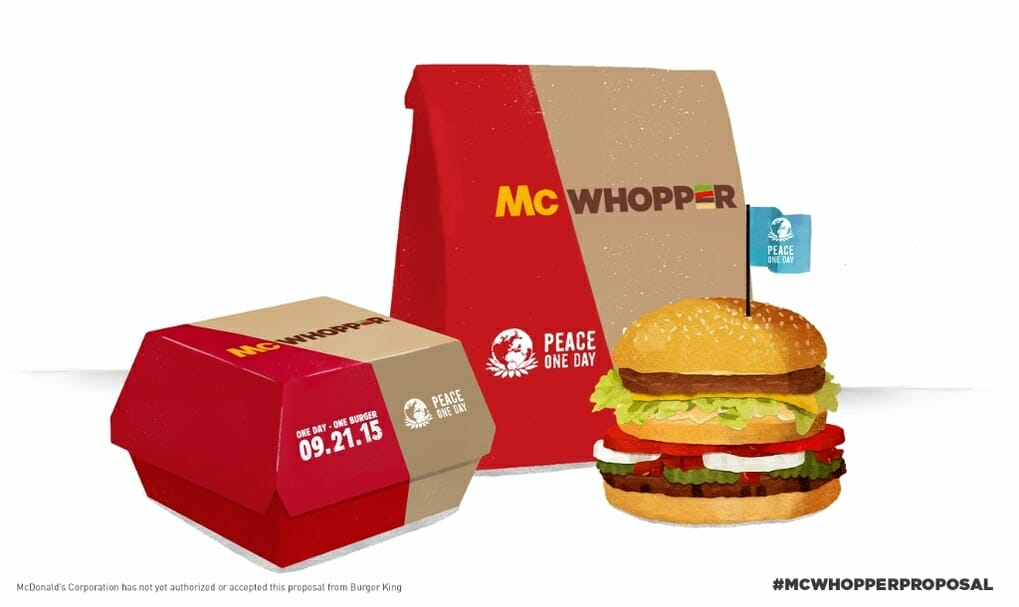 "The Burger King ""McWhopper"" Video"