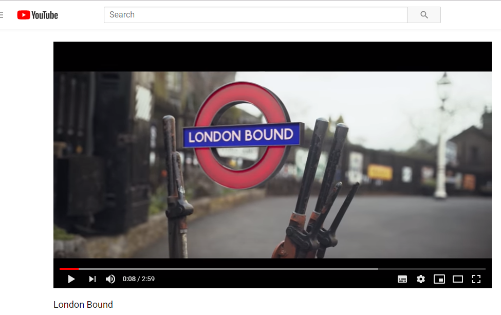 Video: Do you worry about your marketing clients catching the train to London?