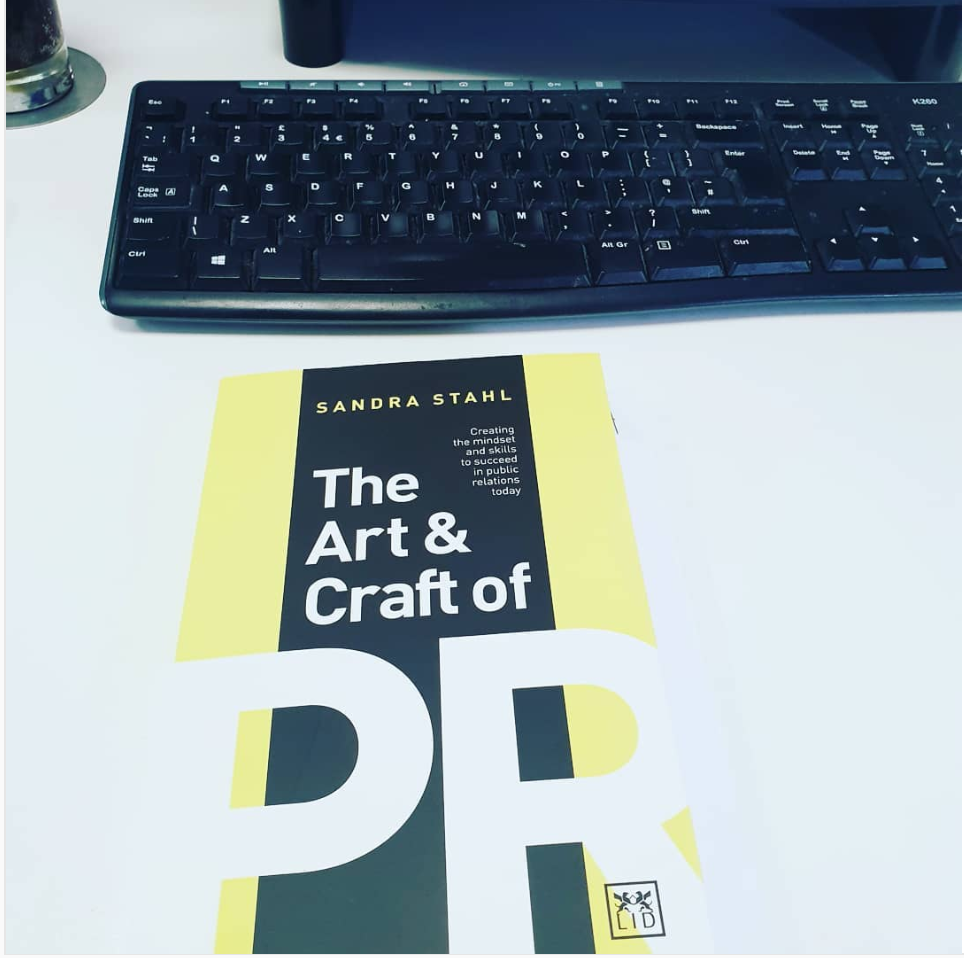 Book review: The Art and Craft of PR